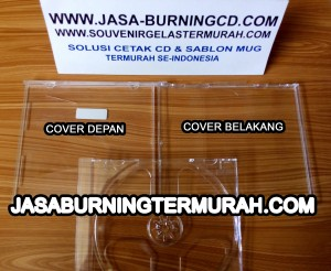 Case CD Mika Tebal