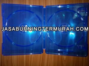 Case DVD BIRU